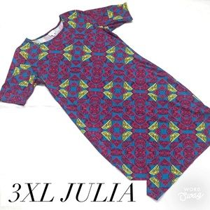 "LuLaRoe ""Julia"" Dress"
